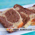 Low Carb und trotzdem Kuchen essen? Na klar! Wie wäre es mit einem fluffigen Low Carb und High Protein Marmorkuchen?