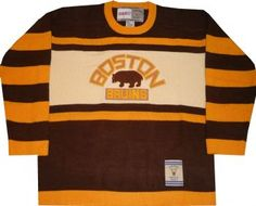 Boston Bruins 1926 Jersey