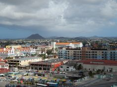Aruba - Christmas Cruise 2014