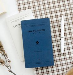 Iconic The Planner v.3 // Deep Blue-31