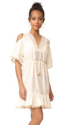 Holy Caftan Camila Cover Up Dress