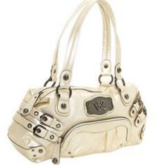 Kathy Van Zeeland. Affordable and cute purses. I usually look for them at Tj Maxx to make it even more affordable.