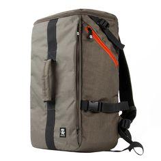 Track Jack Barrel Backpack - Crumpler