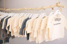 Showroom galazki.pl hanger with baby clothes Organic ZOO