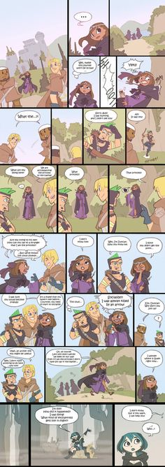 TD Fantasy: the curse of two dynasties page 3 by Kikaigaku