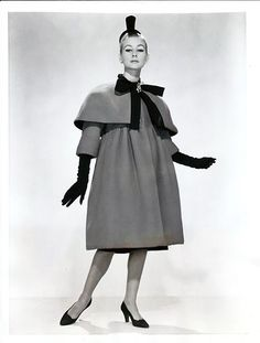 Cristobal Balenciaga, 1958-59