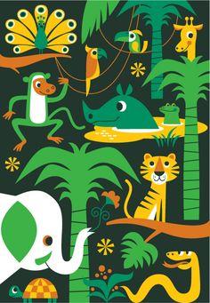 jungle | Ingela P Arrhenius