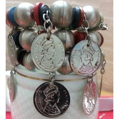coin bracelet - Online Shopping for Bracelets n Bangles by fashion and tweety