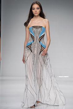 Fotos de Pasarela | Atelier Versace Alta Costura Primavera Verano 2016 Paris Primavera Verano 2016 Paris | 16 de 48 | Vogue