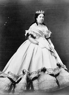 Isabel II, Queen of Spain, 1860