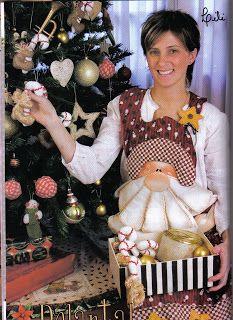 Album Archive - Muñequeria Country No. Christmas Sewing, Christmas Crafts, Merry Christmas, Xmas, Christmas Ornaments, Christmas Stockings, Christmas Sweaters, Halloween 2, Crafts To Do