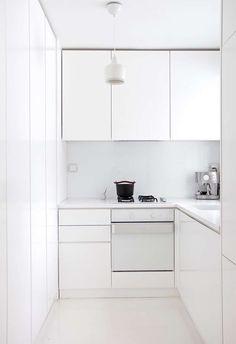 Nueva Tendencia En Decoración: Muebles De Cocina Sin Tiradores | Cut & Paste – Blog de Moda