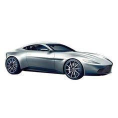 Hot Wheels Elite Die-Cast James Bond Aston Martin DB10 Vehicle