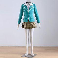 Rosario to Vampire School Uniform  Moka Akashiya Cosplay – USD $ 192.99