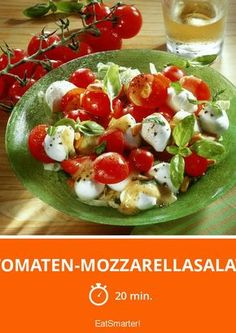 Tomaten-Mozzarellasalat - smarter - Zeit: 20 Min.   eatsmarter.de