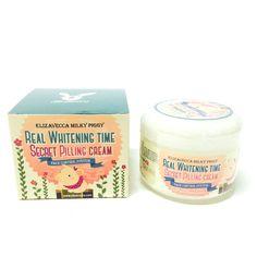 Elizavecca Milky Piggy Real Whitening Time Secret Peeling Cream 100g #Elizavecca