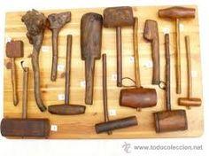 Resultado de imagen para herramientas de carpinteria antiguas