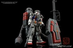 Custom Build: 1/100 RX78-2 SOLOMON EXPRESS G2 VER.DASH - Gundam Kits Collection News and Reviews
