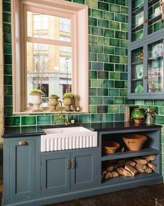 So cool to spot our beautiful new St. John's Square showroom in the @englishhomemag's 'secret style sources' guide! We're open today until 5:30pm and tomorrow from 10am - 5pm if you fancy popping in for a little nosey, there's lots to see. #deVOLKitchens