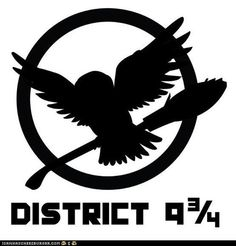 Harry Potter/Hunger Games