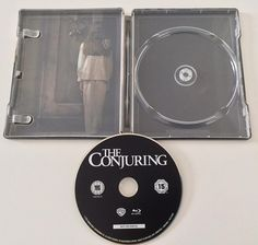 #1Day1Steelbook The Conjuring BluRay Steelbook from UK  @zavviuk #steelbook #steelbookfan #steelbookaddict #steelbookcollection #bluray #bluraysteelbook #dvd #movie #UKSteelbook #cinema #collection #Fan #moviecollection #collector #edition #film #theconjuring #verafarmiga #patrickwilson #lilitaylor #ronlivingston #jameswan #newlinecinema @newlinecinemaofficialfanpage