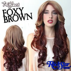 RockStar Wigs®  Triflect™ Collection - Foxy Brown