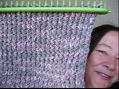 This article gives the basic instructions for using a knitting loom from the Knifty Knitter Long Loom series. Photos are provided to help you understand the process. Loom Knitting Blanket, Loom Knitting Stitches, Knifty Knitter, Loom Knitting Projects, Knitted Blankets, Knitting Yarn, Loom Crochet, Crotchet, Loom Hats
