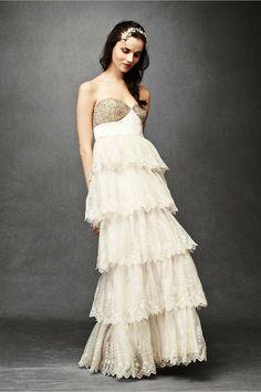 Sencillos Vestidos de Novia | Colección Vintage 2014