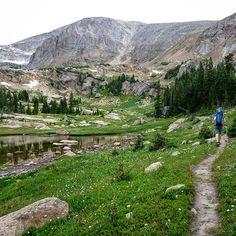 Hiking to 11000 feet