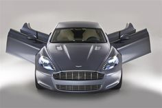 Aston Martin Rapide The crisis in the automotive industry did not leave one indifferent, even manufacturers of luxury vehicles. Porsche Cayenne SUV and Panamera with his family, the first four-seater Ferrari … And now it's time for Aston Martin. Aston Martin Lagonda, Automotive Design, Automotive Industry, My Dream Car, Dream Cars, Classy Cars, Car Prices, Car In The World, Car Manufacturers