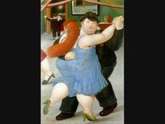 ▶ Un tango con Botero - YouTube