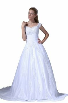 $288.  Could this be cut off?  Honeystore Women's Ball Gown Sweep Train Straps with Appliques Lace Taffeta Draped Sleeveless Wedding Dresses Size US6/UK10/EUR36 Color White Honeystore,http://www.amazon.com/dp/B00DORP7XG/ref=cm_sw_r_pi_dp_S-BDtb18RXYXR6AB