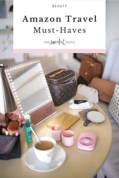 Beauty Tips For Skin, Best Beauty Tips, Best Skincare Products, Beauty Products, Black Makeup Brush Holder, Bare Minerals Concealer, La Mer Moisturizing Cream, Travel Size Makeup, The Sweetest Thing Blog
