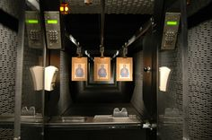 man cave ideas and shooting range - Bing images Gun Shooting Range, Outdoor Shooting Range, Outdoor Range, Indoor Shooting, Dream House Plans, My Dream Home, Magic House, Gun Rooms, Home On The Range