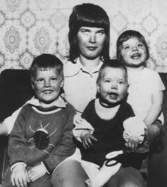 David McGreavy was babysitting three kids-9 month old Samantha Ralph began crying for her bottle-McGreavy went crazy and beat her to death.The oldest child Paul age 4 was strangled to death. The middle child Dawn age 2 had her throat slit. Their mutilated bodies were set on a neighbor's railings.