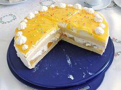 Maracuja - Torte, ein tolles Rezept aus der Kategorie Torten. Bewertungen: 52. Durchschnitt: Ø 4,4.