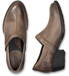 Born Shoes, very comfortable and durable