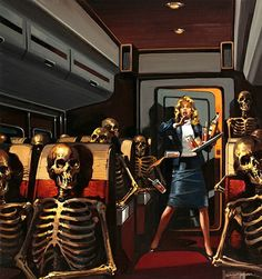 El vagón de los muertos