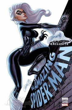 The Amazing Spider-Man #800 (2018) JSC Exclusive C Variant Cover by J. Scott Campbell