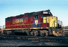 RailPictures.Net Photo: D&H 7324 Delaware & Hudson EMD GP38-2 at Buffalo, New York by Roger Lalonde
