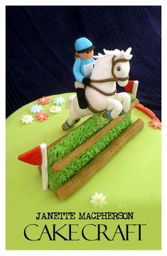 janette macpherson cake craft horse - Google Search