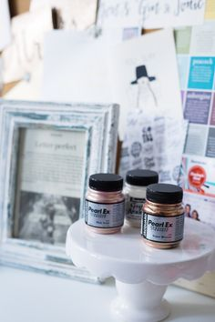 Pearl Ex pigment powder for calligraphy