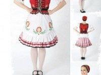 Ženský kroj Skirts, Fashion, Moda, Fashion Styles, Skirt, Fashion Illustrations, Gowns, Skirt Outfits