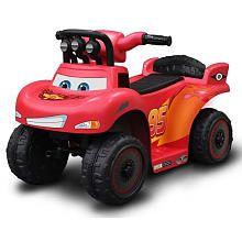 Disney Pixar Cars 2 RS 500 6 Volt Powered Quad Ride On