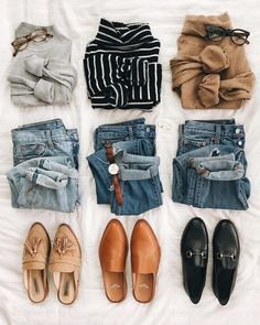 minimalist outfit ideas - New Hair Style Fall Winter Outfits, Autumn Winter Fashion, Winter Wear, Spring Outfits, Mode Outfits, Casual Outfits, Fashion Outfits, Dress Casual, Fashion Clothes