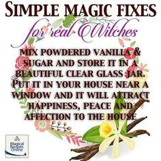 Simple magic fixes