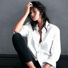White shirt - classic