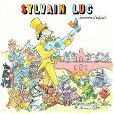 Souvenirs d'enfance de Sylvain Luc Just Looking Production