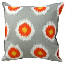 Summer 2015 Citrus Ikat Outdoor / Indoor Cushion