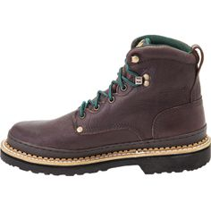 Georgia Giant Women's Steel Toe Work Boots - Style #G3374